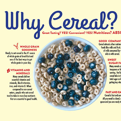 WhyCerealInforgraphic