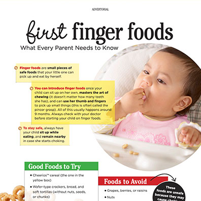 First-Finger-Foods